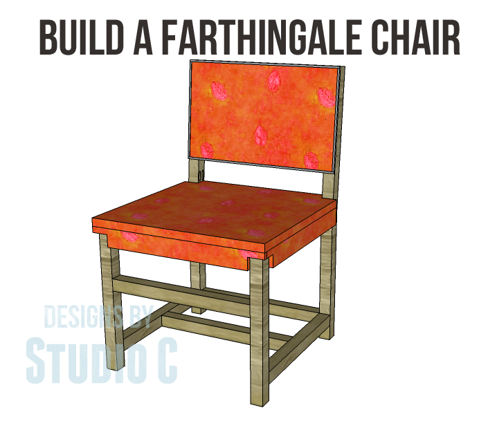Free Plans To Build A Wisteria Inspired Farthingale Chair