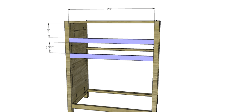 Free Plans to Build a Grandin Road Inspired Adele Wine Cabinet 6
