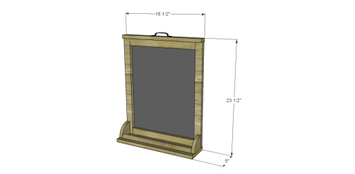 Free Plans to Build an Apple Art Easel
