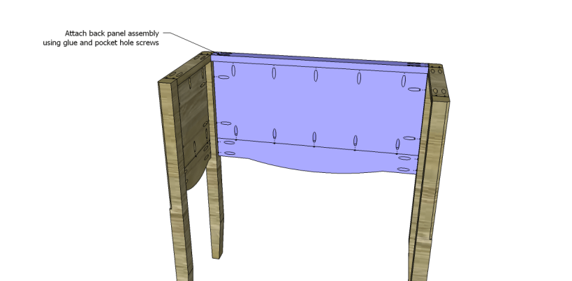 free plans to build a seventh ave inspired janikka table_Back 2