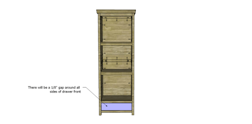 Cabinet_Drawer Front