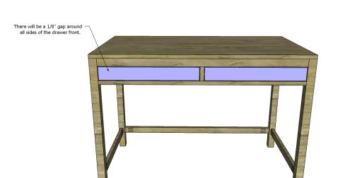 Desk_Desk Drawers