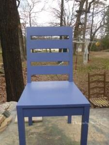 Stencil Chair 5