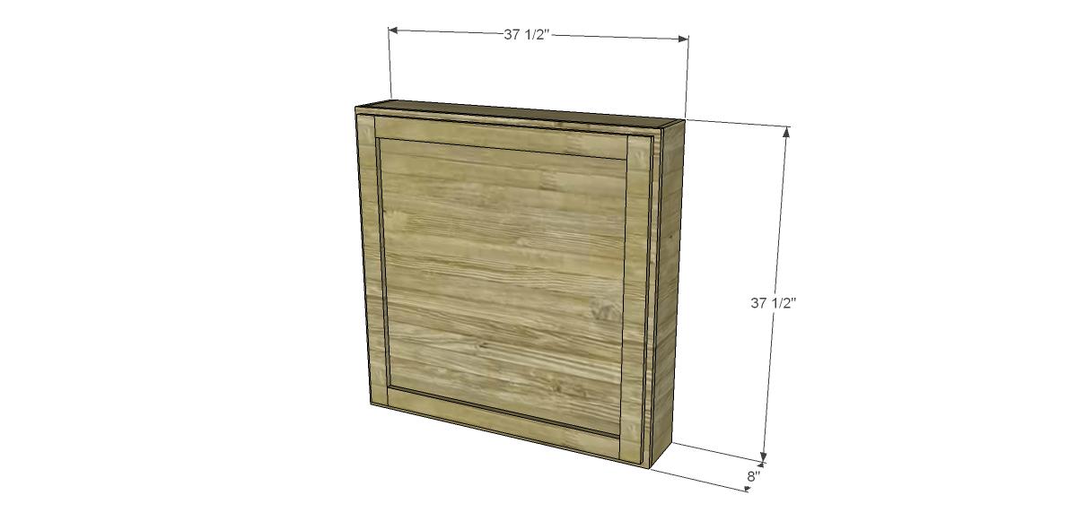 fold down desk plans 1