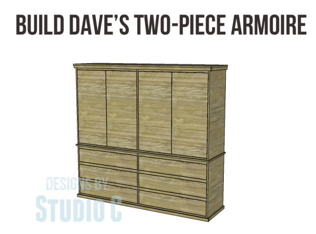 free plans to build daves two piece armoire_Copy