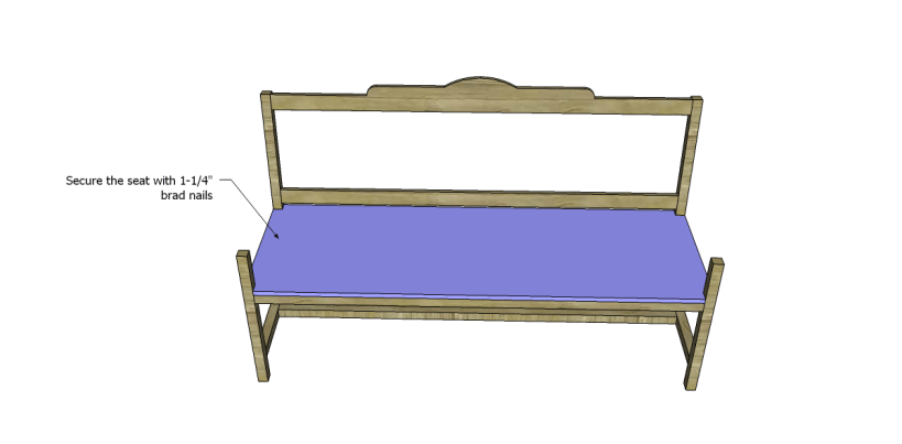 free plans to build a bench with arms_Seat 2