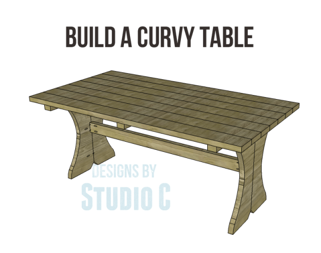 free plans to build a curvy dining table_Copy