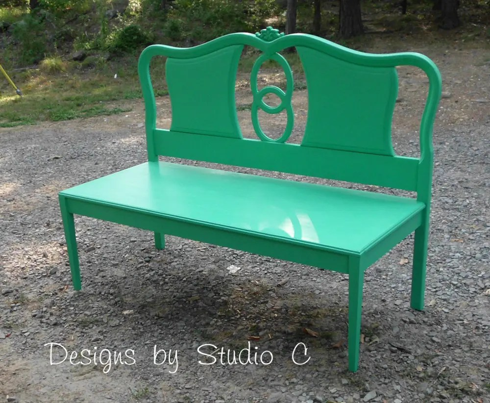 how to build a bench using an old headboard how to build a diy upholstered headboard diy tutorial