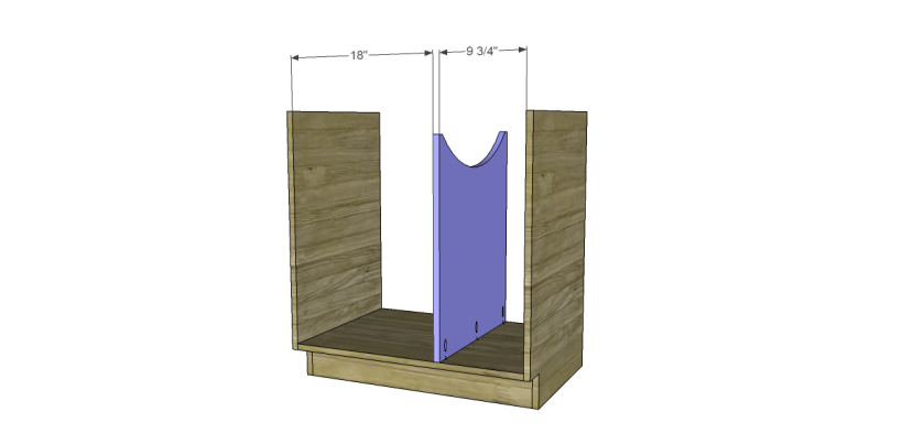 free DIY woodworking plans to build a custom bath vanity_Divider 2