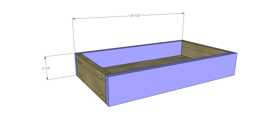 coffee table plans glass top drawers_Drawer FB
