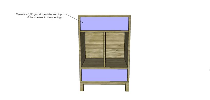 diy vintage table plans_Drawer Fronts