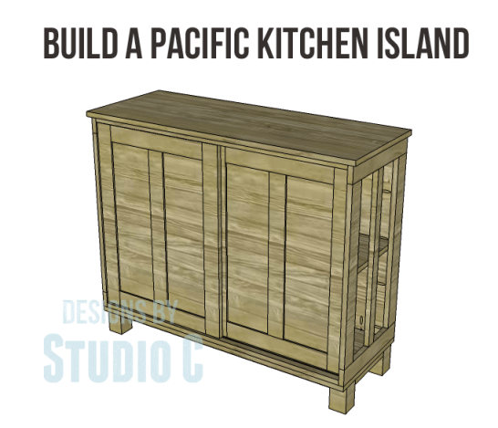 free furniture plans build pacific kitchen island_Copy