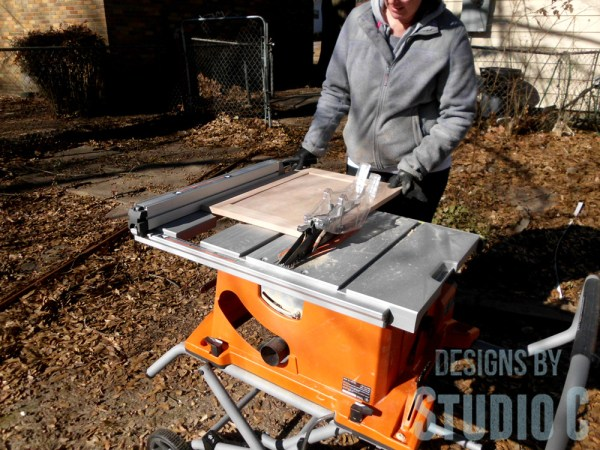 ridgid r4510 table saw with stand SANY2932
