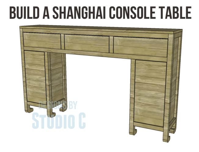 shanghai console table plans-Copy