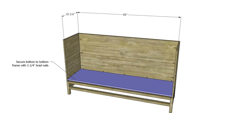 plans build esmerelda buffet-Bottom