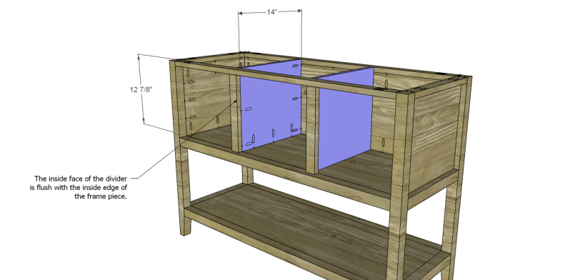 ronen sideboard plans-Dividers