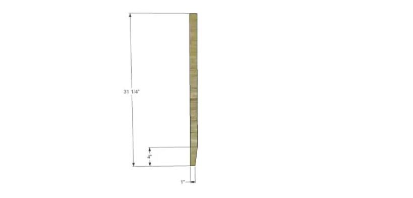 ronen sideboard plans-Legs