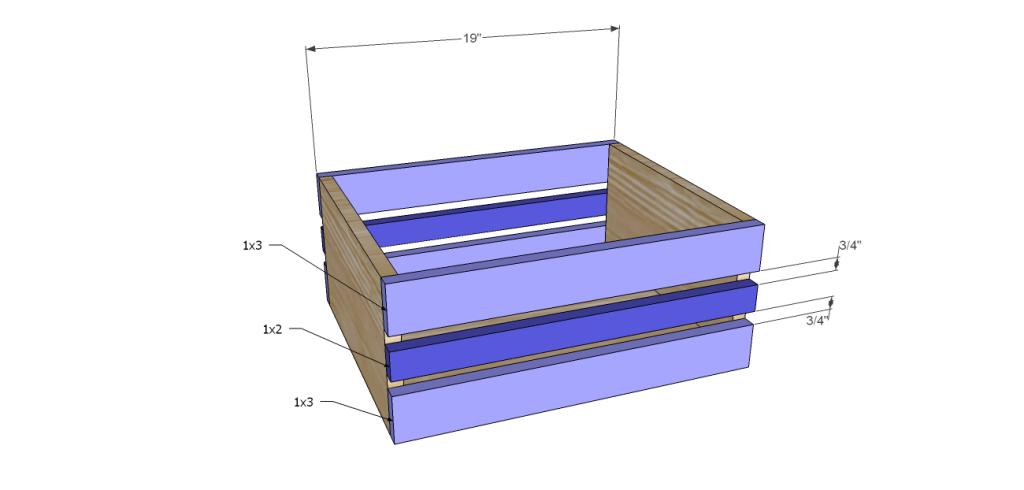 Homestyle sideboard plans-SmCrateFB