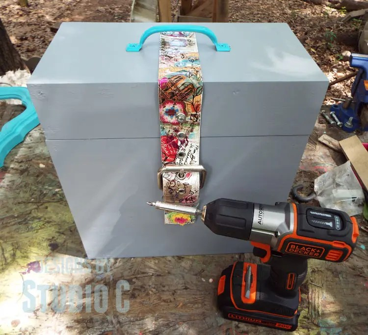 Build a Box for a Drill DSCF1696