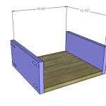DIY Plans to Build a Vintage Style Desk