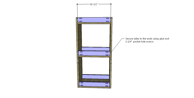 DIY Plans to Build a Howell Bar Cabinet_Drawer 2
