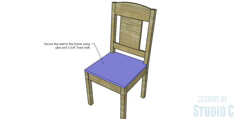 DIY Plans to Build a Weatherford Dining Chair_Seat 2