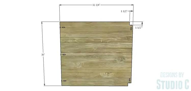 DIY Plans to Build a Drew Cocktail Table_Shelf 1