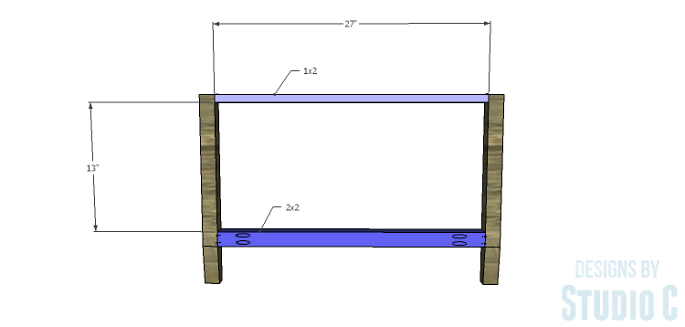 DIY Plans to Build a Drew Cocktail Table_Side Frames