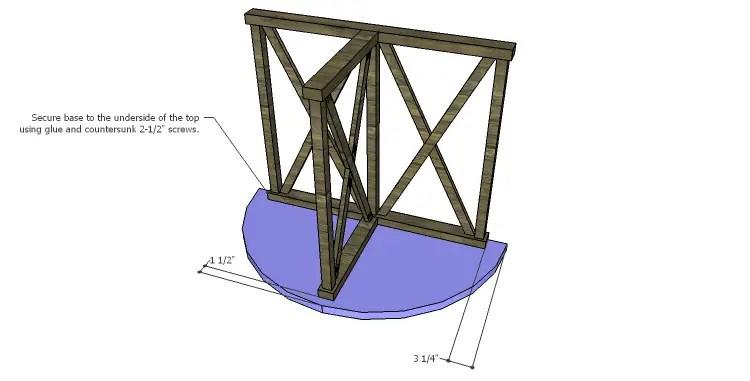 DIY Plans to Build a Davidson Console Table_Top 2