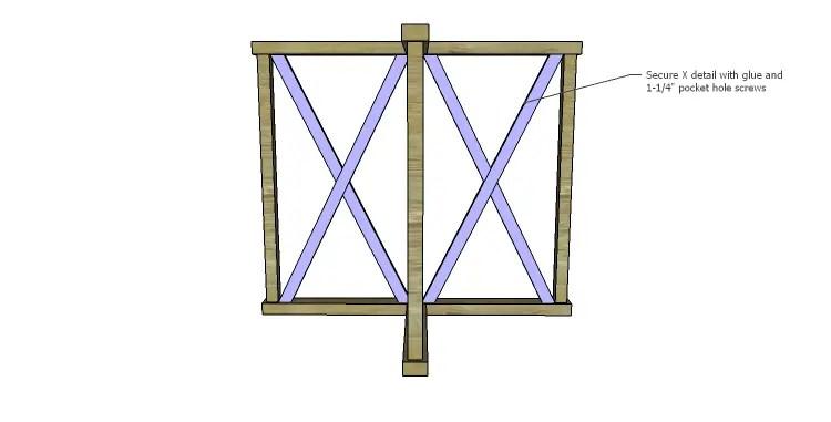 DIY Plans to Build a Davidson Console Table_X 3