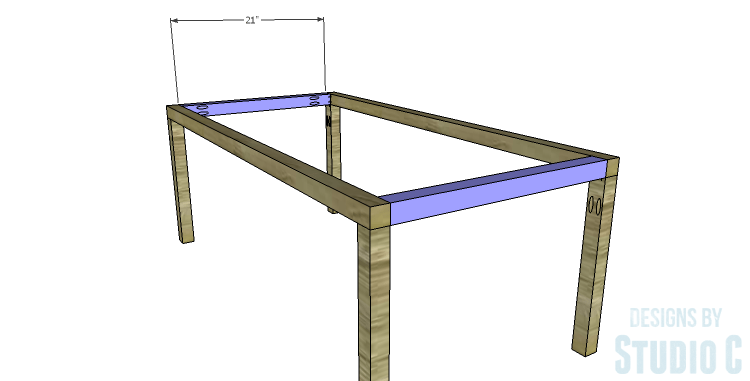 DIY Plans to Build a Simply Classic Coffee Table_Ends