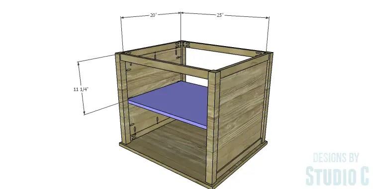 DIY Plans to Build a Lila End Table_Shelf