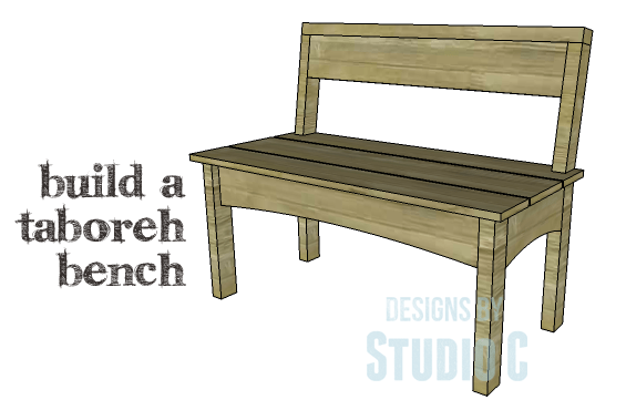 DIY Plans to Build a Taboreh Bench_Copy
