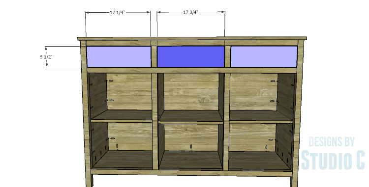 DIY Plans to Build a Doyle Cabinet_Drawer Fronts