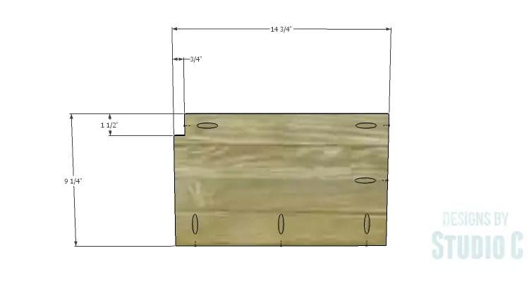 DIY Plans to Build an Arden Buffet_Divider 1