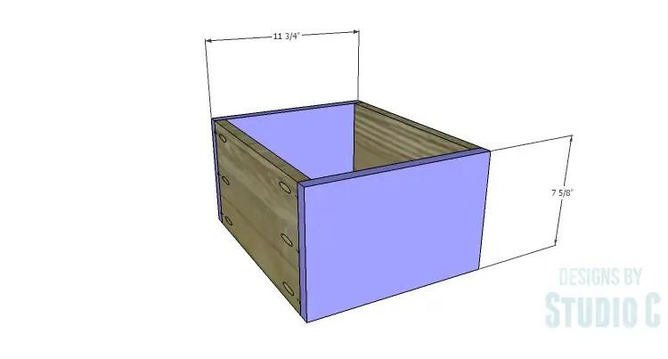 DIY Plans to Build an Arden Buffet_Drawer FB