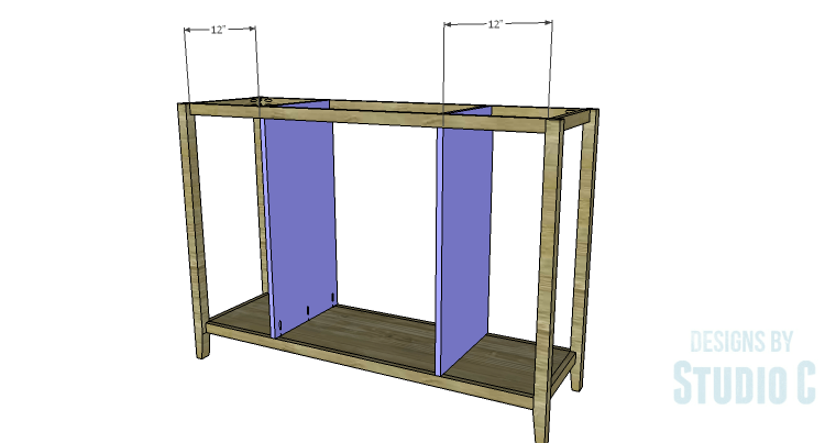 DIY Plans to Build an Arden Buffet_Sides 2