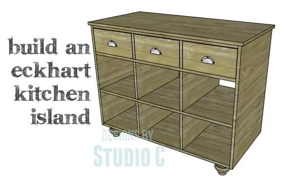 DIY Plans to Build an Eckhart Kitchen Island_Copy