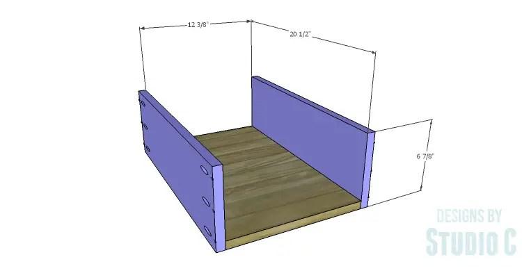 DIY Plans to Build an Eckhart Kitchen Island_Drawer BS