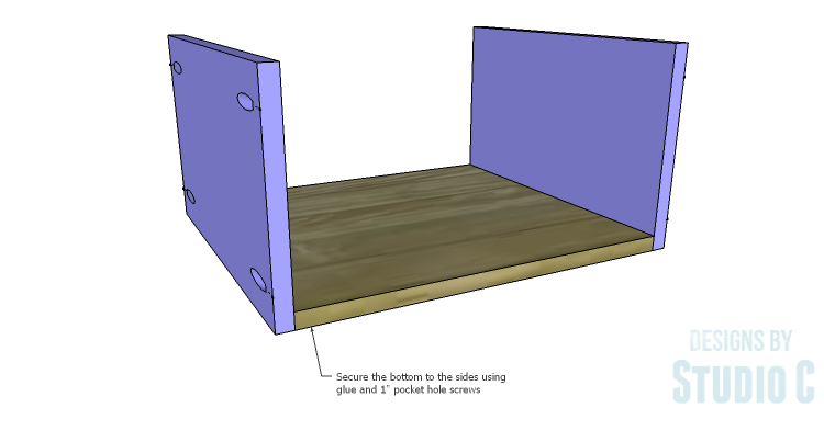 DIY Plans to Build a Gabriela Dresser_Drawer BS