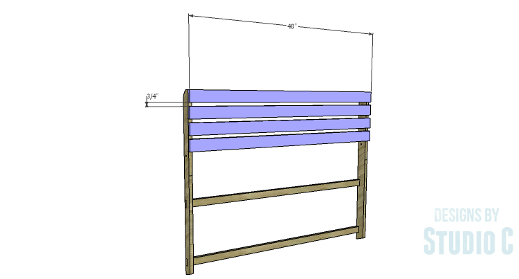 DIY Plans to Build a Folding Bench_Back Slats