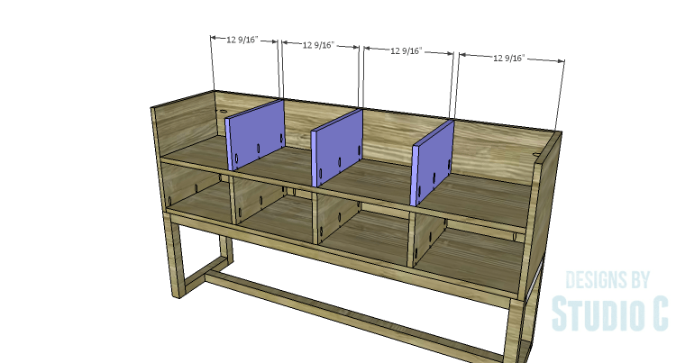 DIY Plans to Build a Katherine Buffet_Dividers 2
