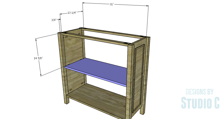 DIY Plans to Build a Trim Detail Cabinet_Shelf