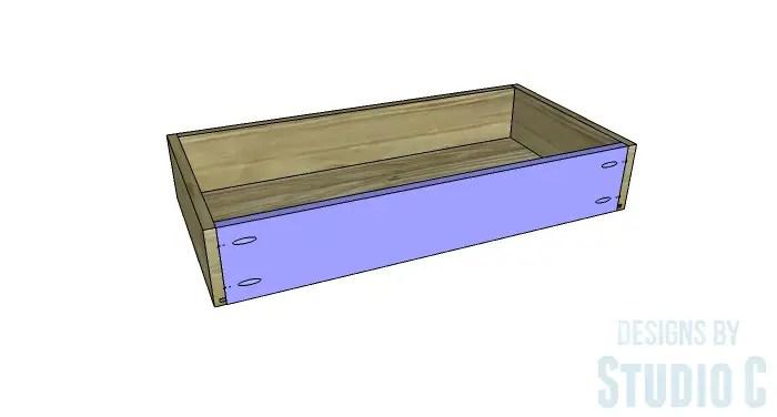 DIY Plans to Build a Braylon Chest-Drawer Box 4