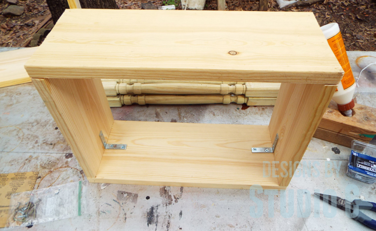 DIY Furniture Plans to Build a Fruit and Vegetable Bin - Bins Constructed
