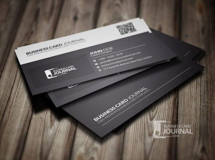 70 corporate creative business card mockups healthcare web black white qr code business card template reheart