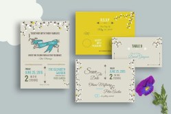 Small Of Wedding Invitation Samples