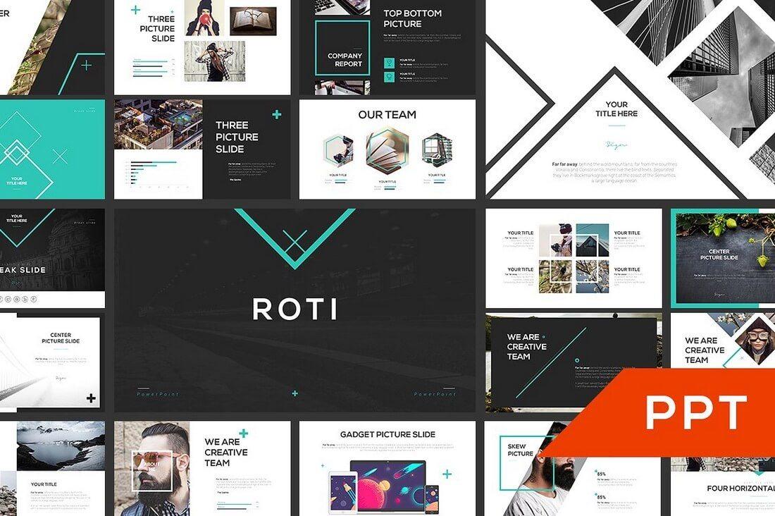 60+ beautiful, premium powerpoint presentation templates, Presentation templates