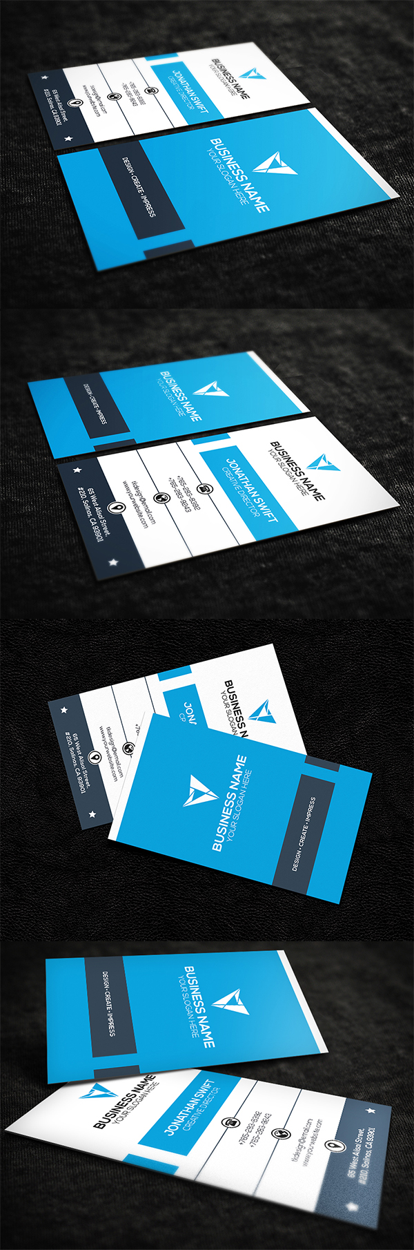 01 Business Card Design