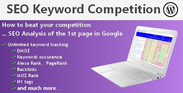 04 SEO Keyword Competition